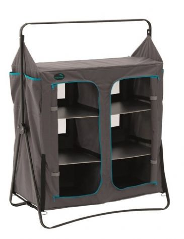 Easy Camp Corby storage and Cupboard Unit for camping